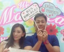 【動画】松岡亜由美と風張蓮が結婚!出会いはどこ?妊娠や引退は?