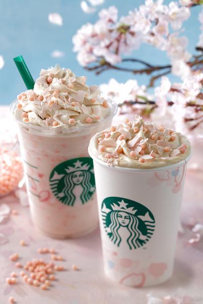 2017年2月スターバックス新作はコーヒークリームとさくら!